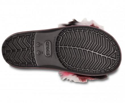 Crocband™ Platform So Luxe Slide