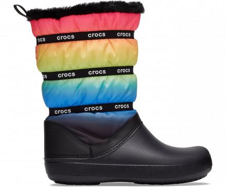 Women's Crocband™ Neo Puff Winter Boot