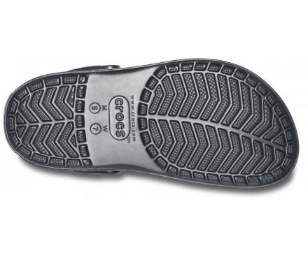 Crocband™ Platform Metallic Clog