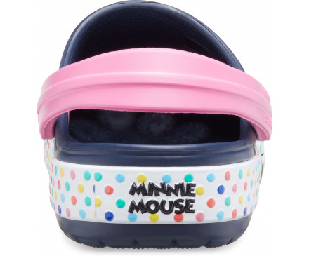 Kids' Fun Lab Disney Minnie Mouse Style Clog