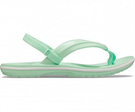 Kids' Crocband™ Strap Flip