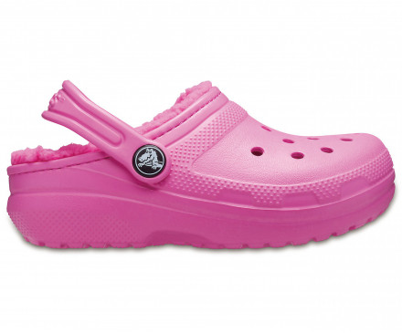 Kids' Classic Lined Clog