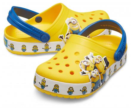Kids' Crocs Fun Lab Minions™ Multi Clog