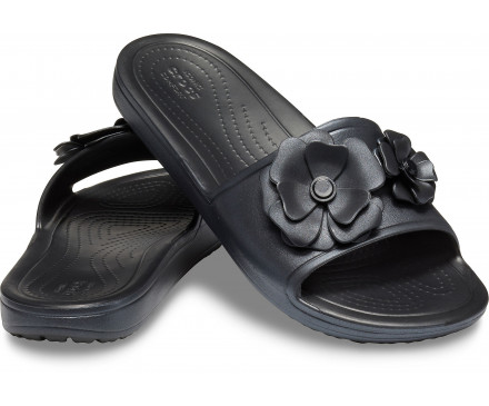 Women's Crocs Sloane Vivid Blooms Slide