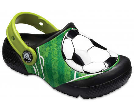 Kids' Crocs Fun Lab EU Football Clog
