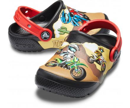 Kids' Crocs Fun Lab Motorsport Clog