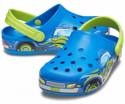 Kids' Crocs Fun Lab Truck Band Clog