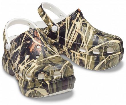 Women's Crocs Classic Bae Realtree® Clog