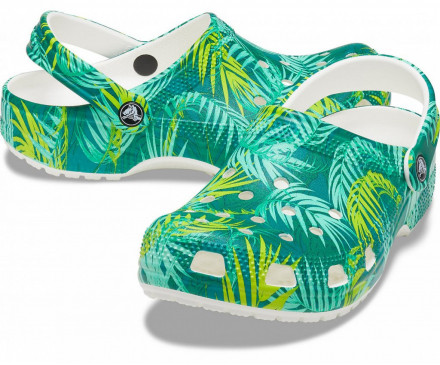 Classic Tropical Clog