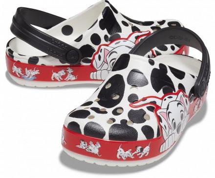 Kids' Crocs Fun Lab - Disney 101 Dalmatians Clog