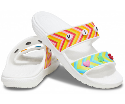 Classic Crocs Festival Vibes Sandal