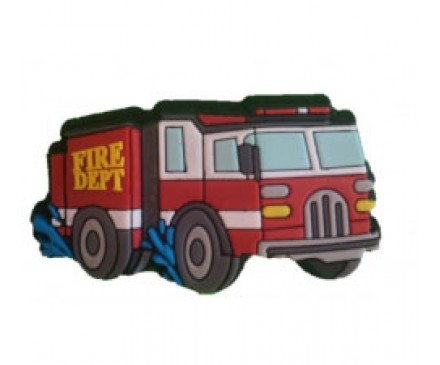 VEH Splashing Fire Truck