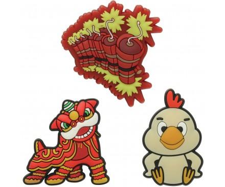 Chinese New Year 2017 3-pack