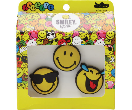Smiley Brand Cool 3-Pack