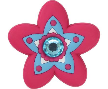 Rhinestone Star Flower