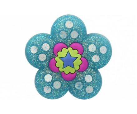 CFW Blue Flower LED - Card