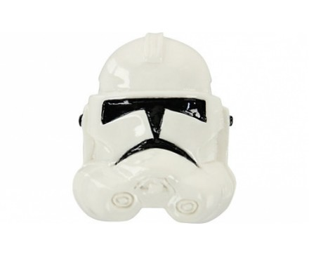 Storm Trooper - Shiny Helmet