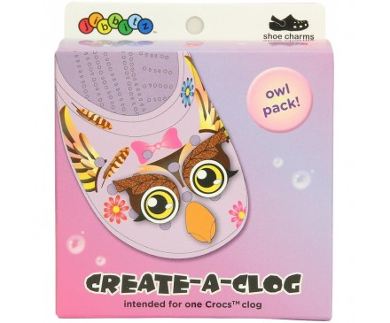 Owl pack! Create a Clog