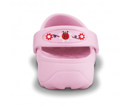 Ladybuglicious Custom Clog