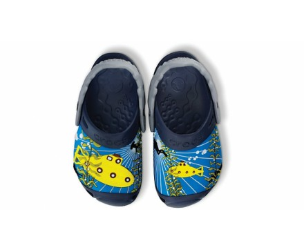 Submarine Custom Clog Boys
