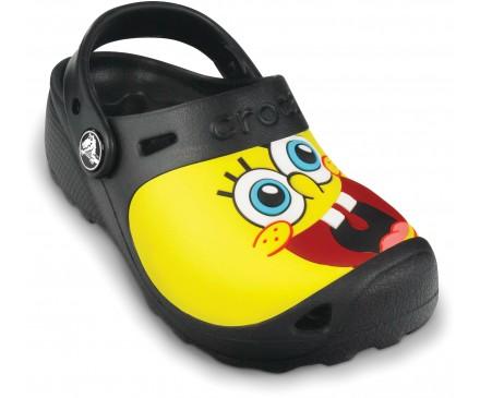 SpongeBob & Patrick Star Custom Clog