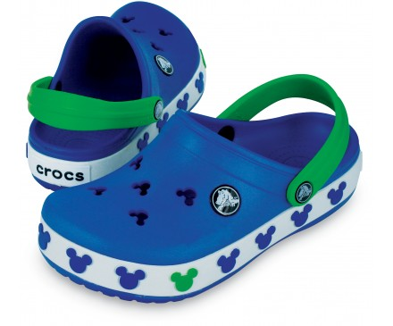 Crocband Mickey II Kids