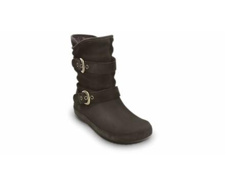 Women's Berryessa Suede Buckle Boot