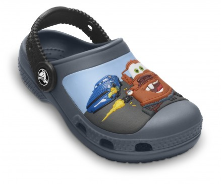 Creative Crocs Mater™ & Finn McMissile™ Race into Action Clog