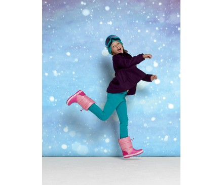 Kids' Crocband™ Iridescent Gust Boot