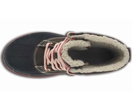 Women's AllCast Leather Duck Boot