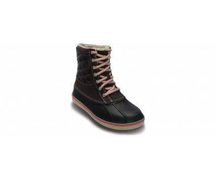Women's AllCast Leather Duck Boot