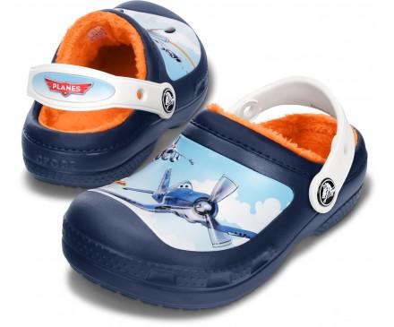 Creative Crocs Planes™ Lined Clog