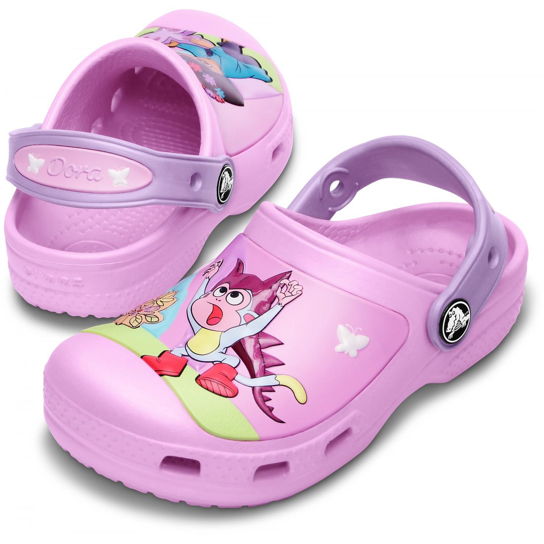 a22350371833 ... Creative Crocs™ Dora™ Butterfly Clog ...