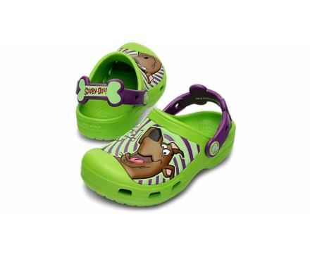CC Scooby-Doo Hee Hee Clog