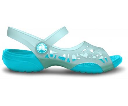 Girls' Adrina Hearts Sandal (Children's)