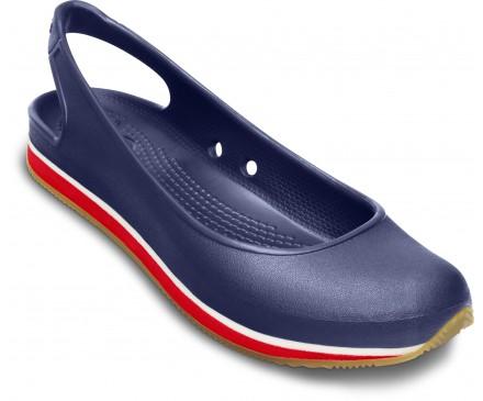 Women's Crocs Retro Slingback Flat