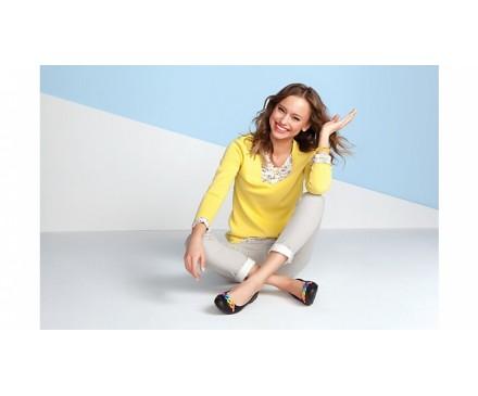 Women's Crocs Gianna Link Flat