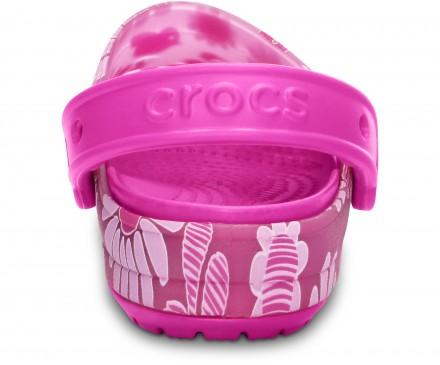 Crocs Chameleons Floral Clog Kids