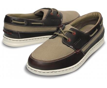 Men's LoPro Canvas Boat Sneaker