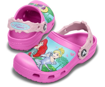 Creative Crocs Magical Day Princess Clog