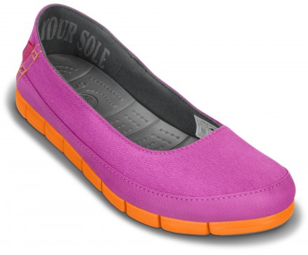 Women's Stretch Sole Flat