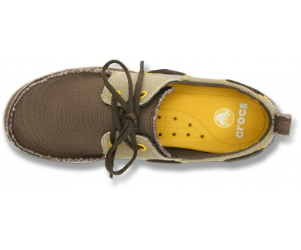 Men's Walu Canvas Deck Shoe