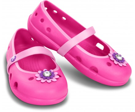 Girls' Keeley Petal Charm Flat (children's)