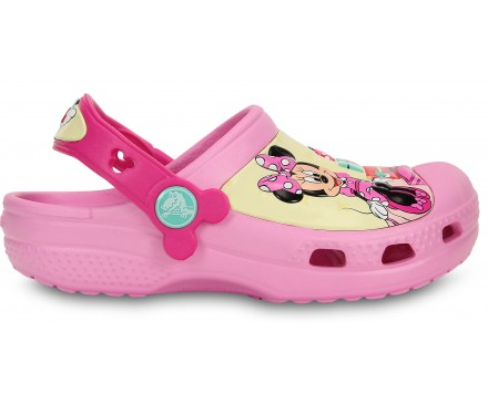 Creative Crocs Minnie™ Jet Set Clog