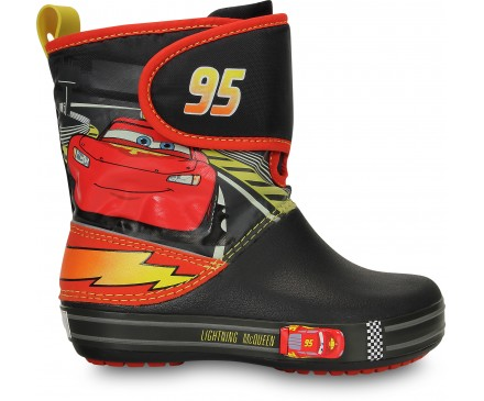 Kids' Crocband™ Cars® Gust Boot