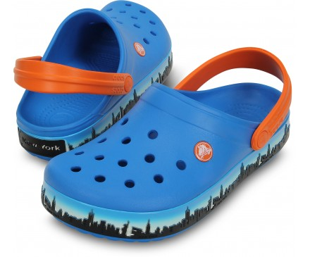 Crocband™ New York Skyline Clog