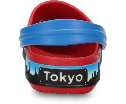 Crocband™ Tokyo Skyline Clog