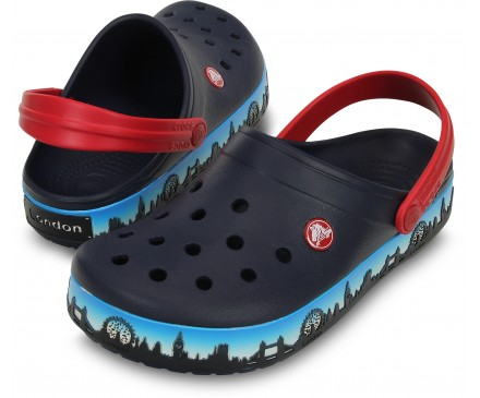 Crocband London Skyline Clog